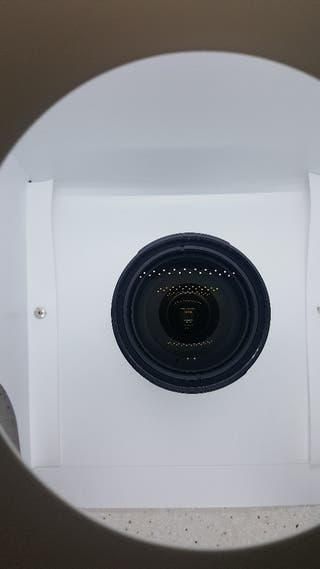 Objetivo Nikon 18-200