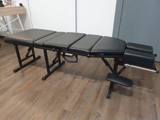 Camilla Plegable Quiropractica Osteopatia