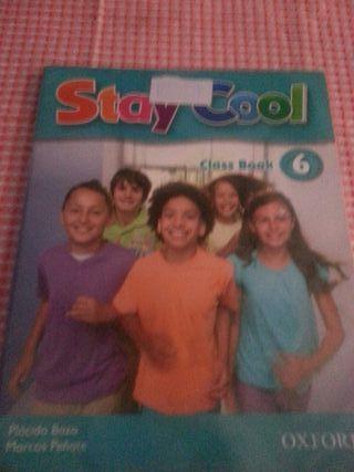 Libro stay cool de 6 de primaria