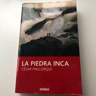 La piedra inca - César Mallorquí