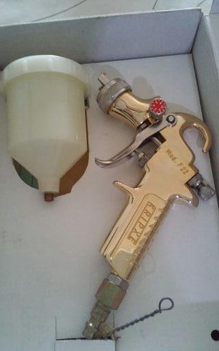 pistola aerografica nueva a estrenar