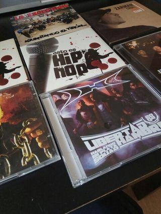 CDs Rap