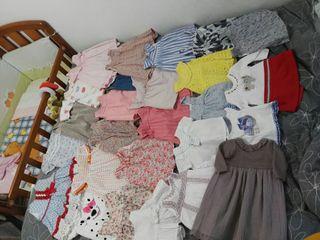ropa bebe niña de 0 a 6 meses