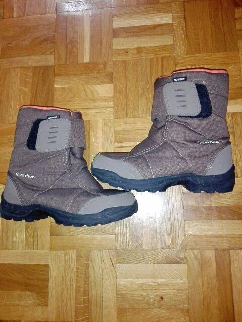 Botas quechua niño 33 - 34
