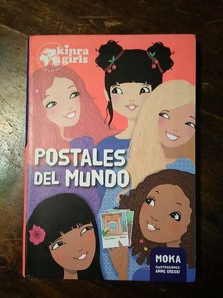 """Postales del mundo -""""Kinra Girls"""""""