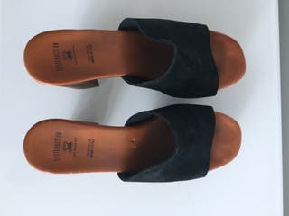 Sandalias de piel SYSTEMACTION