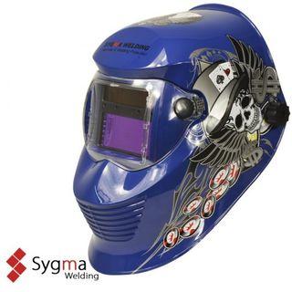 Máscara de soldar automática Poker
