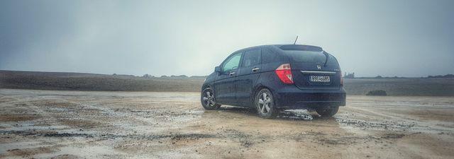 Honda FR-V 2007