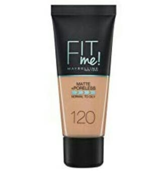 base maquillaje fit me
