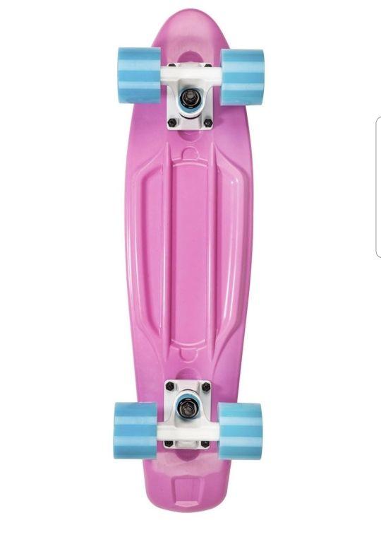 Longboard Mini Cruiser Skate D-street.