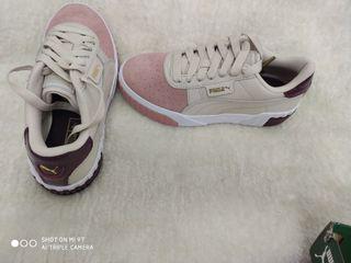 zapatillas mujer puma modelo: Cali mix
