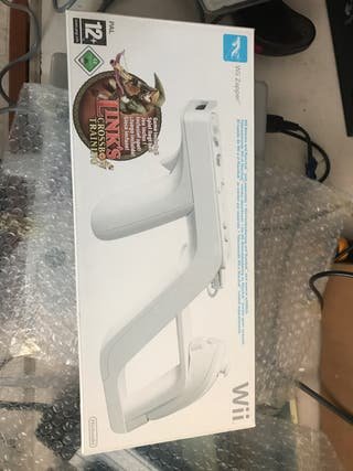 Wii zapper links crossbow