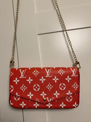 Bolso Louis Vuitton x Supreme
