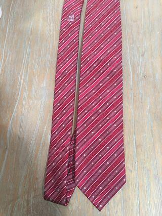 Corbata seda original Loewe