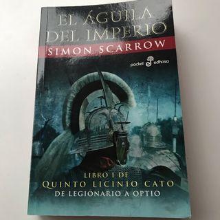 El águila del imperio - Simon Scarrow