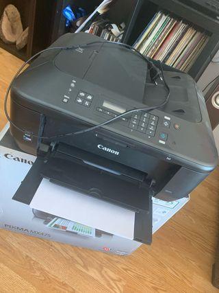 Impresora, escáner, fax CANNON PIXMA