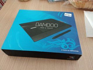 Tableta Wacom Bamboo Pen&Touch