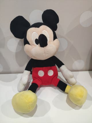 Peluche Mickey con sonidos
