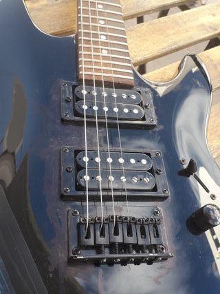 guitarra electrica para decoración
