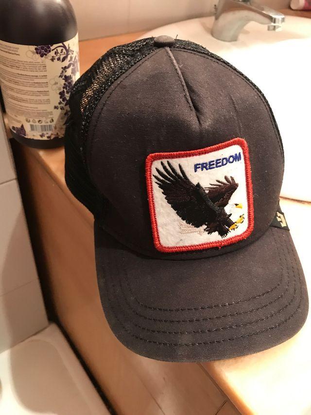 gorra águila freedom