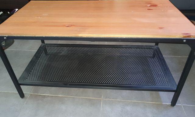 Mesa industrial Fjallbo Ikea