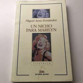 Un nicho para Marilyn - Miguel Anxo Fernández