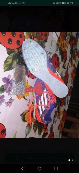 zapatillas de correr de cross