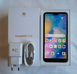 Huawei P20 128GB Black (DUAL SIM)