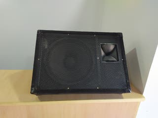 """Altavoces/monitor 350w Rms 15"""""""