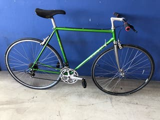 Bicicleta clásica carretera zeus