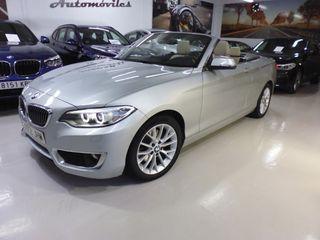BMW 220d A Luxury Descapotable