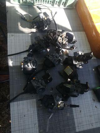 Carburadores 17,5 dellorto y 12,5 dellorto