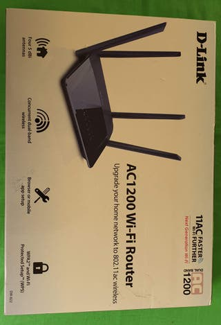 D-Link WiFi Router