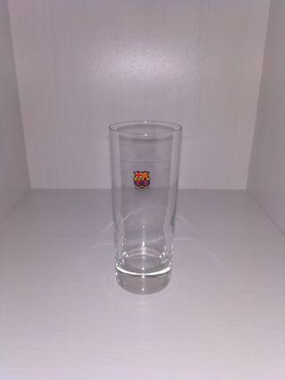 juego platos más vaso Barça