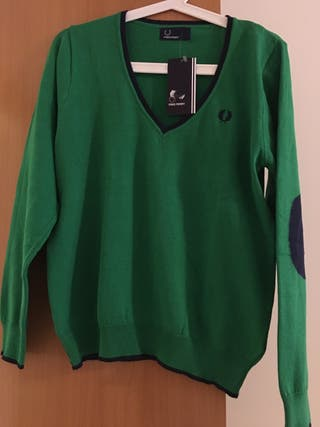Jersey marca Fred Perry talla M