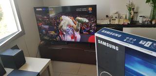 Samsung QLED 55p 138cm