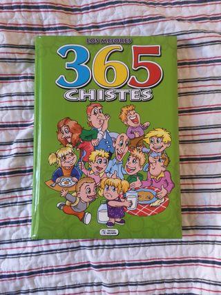 Libro de los 365 mejores chistes