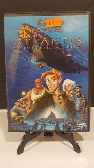Atlantis el imperio perdido dvd