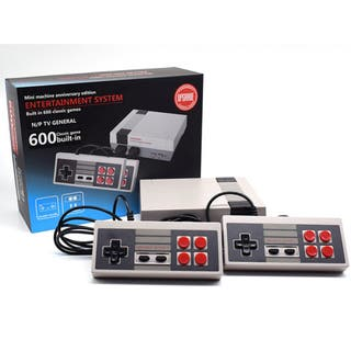 Consola Retro 500 juegos 8 bits