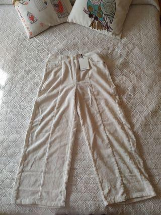 Pantalones pana