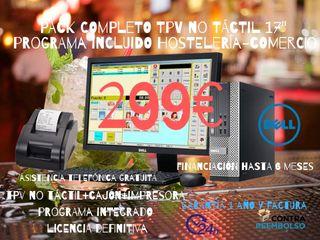 TPV NO TÁCTIL COMERCIO Y HOSTELERÍA
