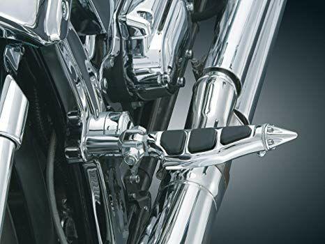 Reposapies estriberas Spike Harley Davidson