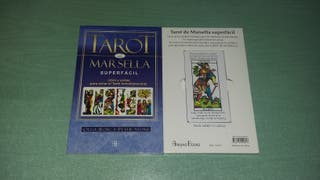 LIBRO TAROT DE MARSELLA + CARTAS SIN ESTRENAR