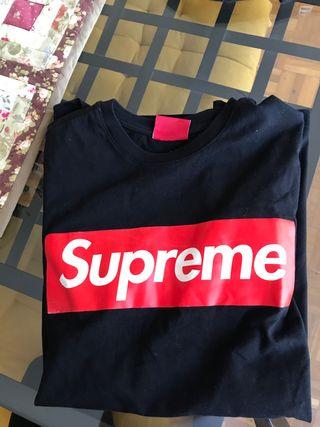 Camiseta supreme españa