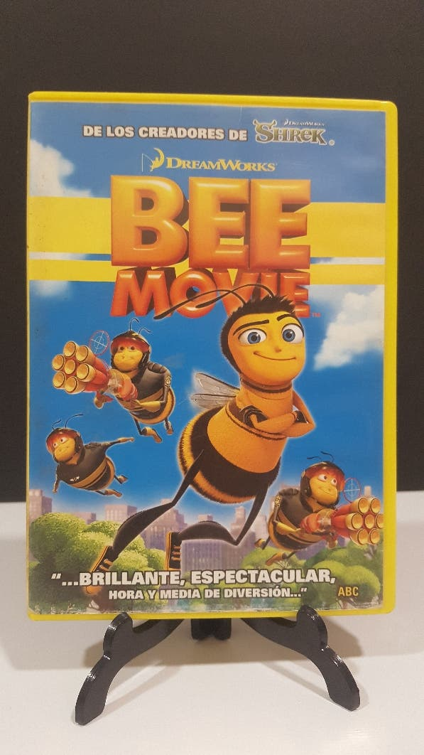 Bee Movie animación dvd