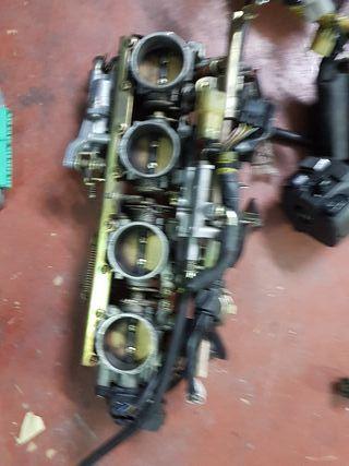 Yamaha FJR 1300 despiece