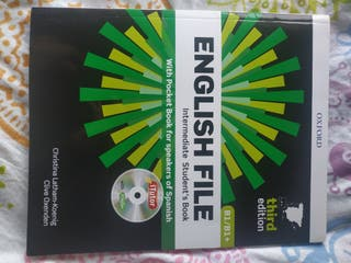 Libro English file