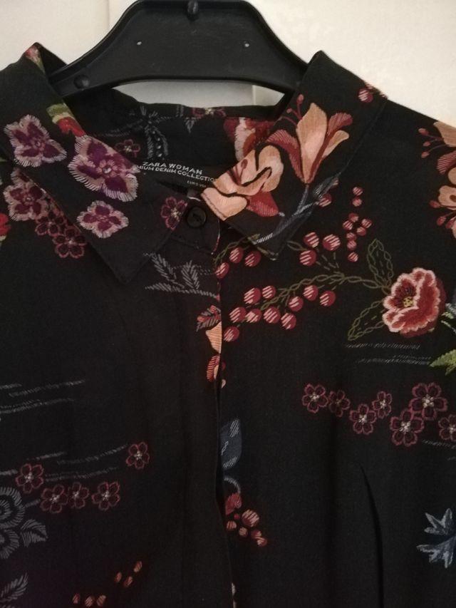 vestido Zara talla S