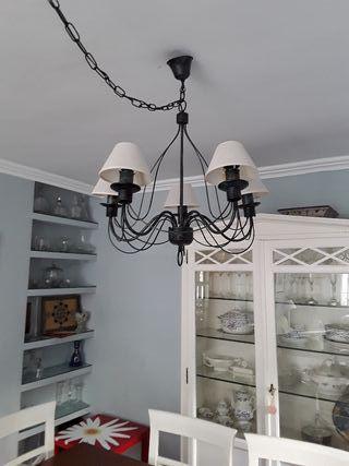 lampara de salon/dormitorio