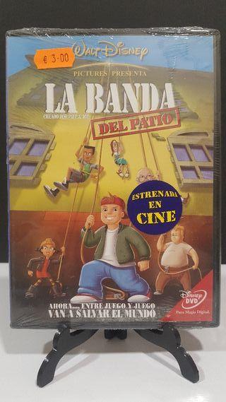 La Banda de la mano DVD formato nuevo